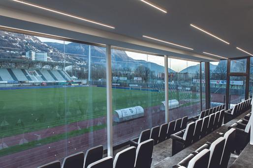 SkyBox Stadio Lugano