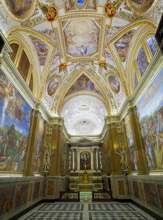 Cappella Paolina, Vaticano