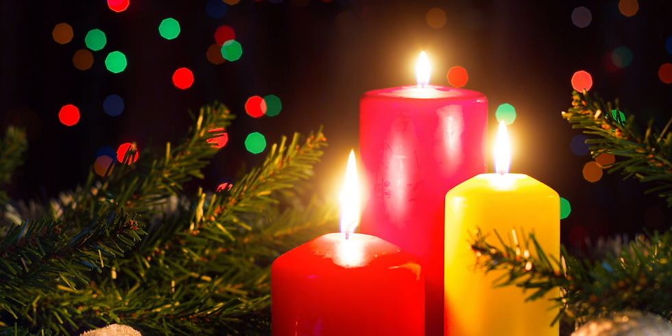 """Christmas Eve Service: """"We Believe Even Now"""""""