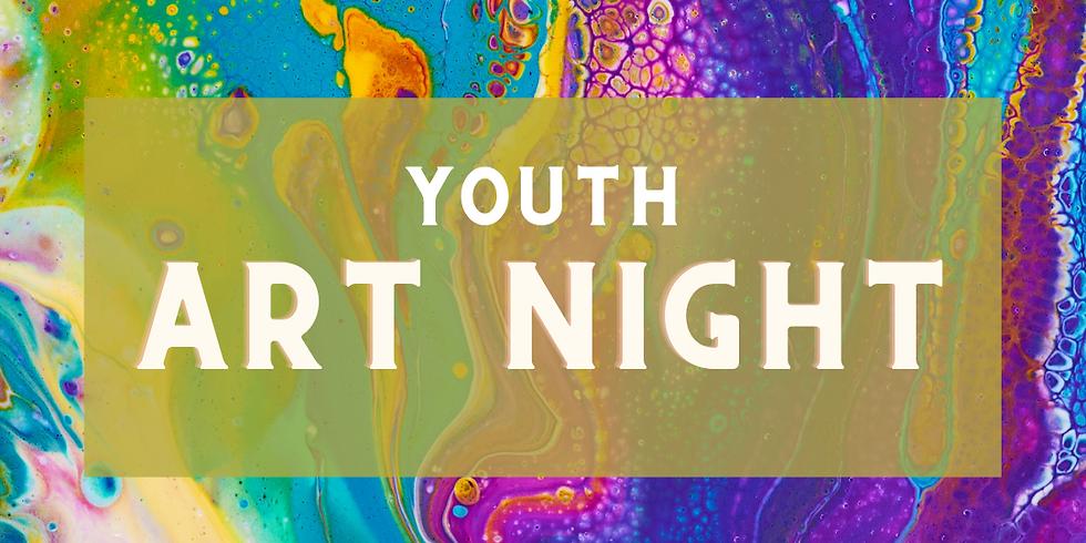 Youth Art Night!