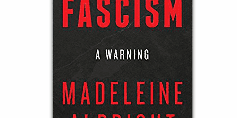 Madeleine Albright Is Worried. Should We Be Too?