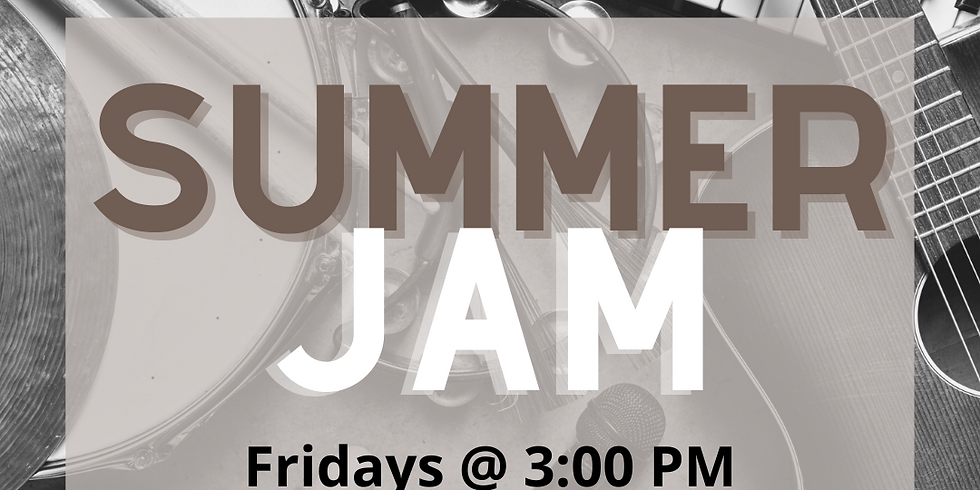 Summer Jam Time (Youth)