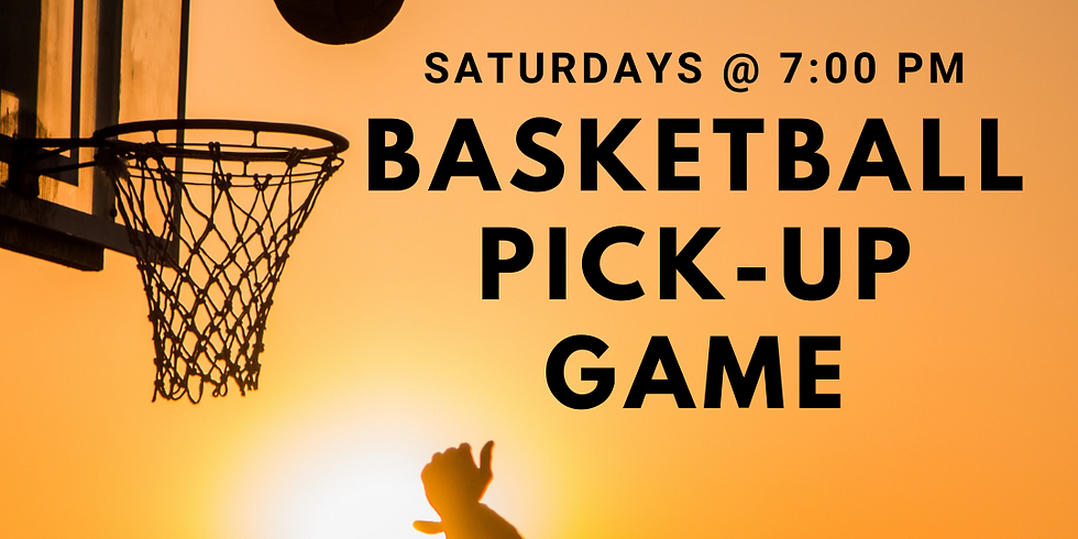 Basketball Pick Up Games (Youth)