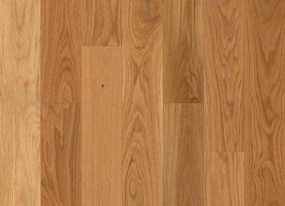 "Freeport Premium White Oak Natural 5"" x 1/2"