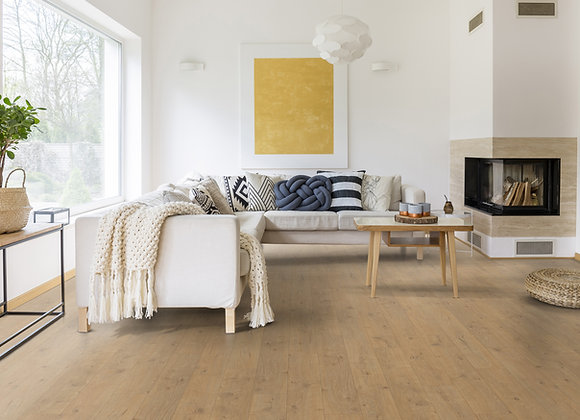 Baxter Waterproof Croft Oak Natural With Pad