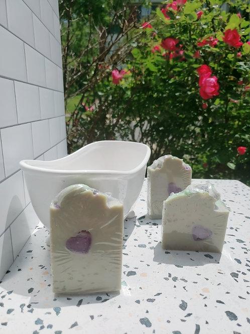 Lavender Sage - Tall Size