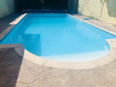 Clean Finsihed Pool