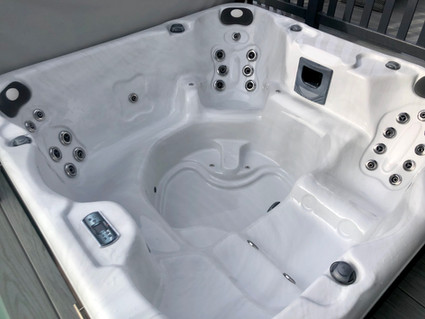Hot Tub Just Cleaned