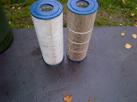 Filter Cleaning (B4 & After)