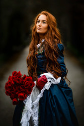 COLOUR: 'Roses are Red' by Angela Cunning - Ballymoney Amateur Photographic Club