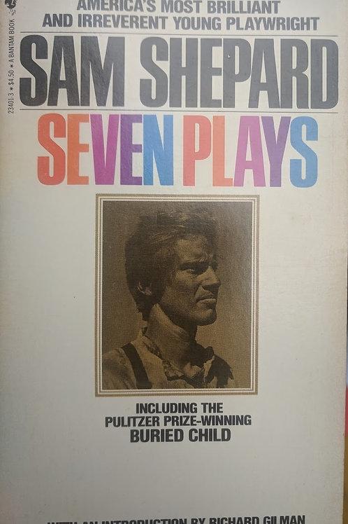 Sam Shepard - Seven Plays