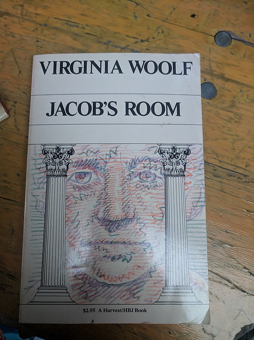 Virginia Woolf - Jacob's Room