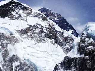 Everest/Lhotse 2014 Expedition over...