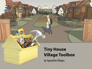 Hiring a Project Coordinator for Tiny House Villages