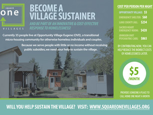 Sustaining Opportunity Village