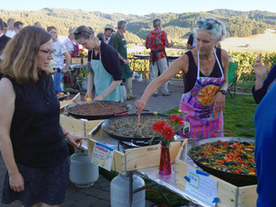 SquareOne's 2nd annual Paella Fest - Sept. 18, 2016
