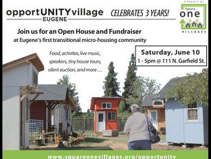Opportunity Village Open House & Fundraiser - June 10