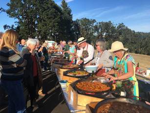 4th Annual Paella in the Vineyard — September 16th, 2018 [ Sold Out ]
