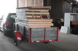Transporting a Bungalow Kit