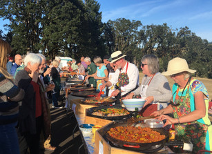 5th Annual Paella in the Vineyard: September 15th, 2019 [sold out]