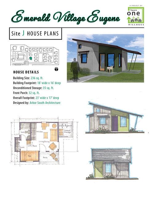 "EVE Site ""J"" House Plans"