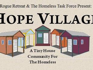 Medford, Oregon adopts Opportunity Village model!
