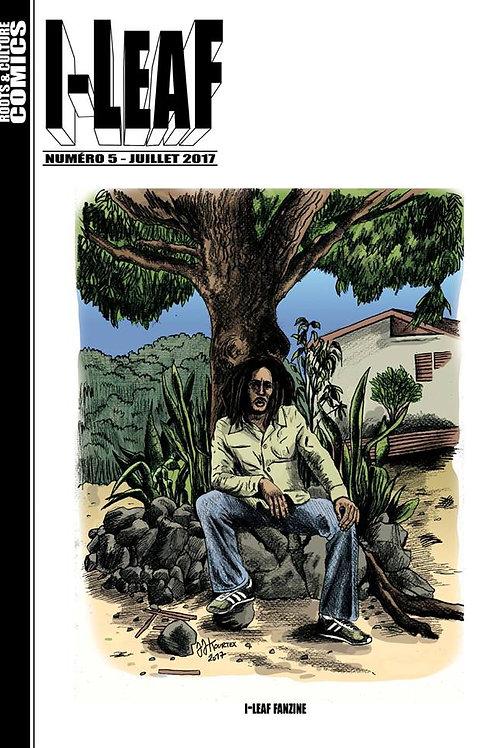 I-Leaf #5 - Reggae Fanzine