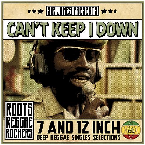 Can't Keep I Down - CD Mixé