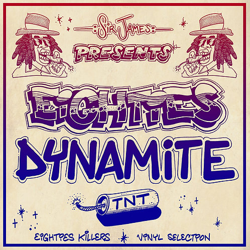 Eighties Dynamite - CD Mixé