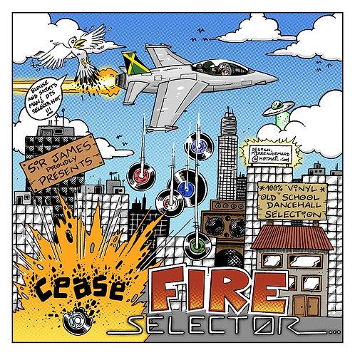 Cease Fire Selector - CD Mixé