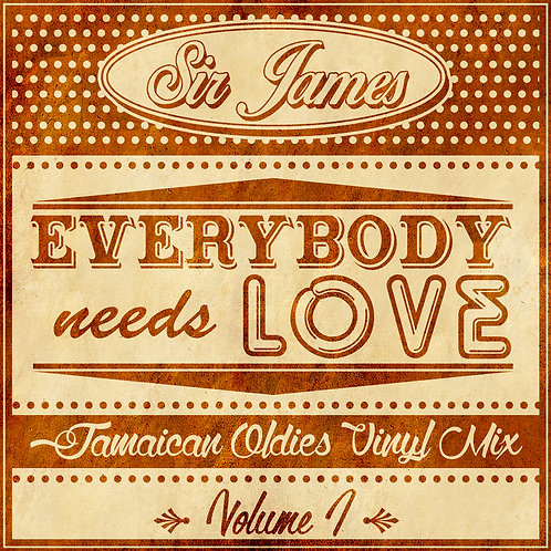 Everybody Needs Love - CD Mixé
