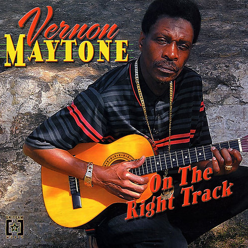 On The Right Track - Vernon Maytone