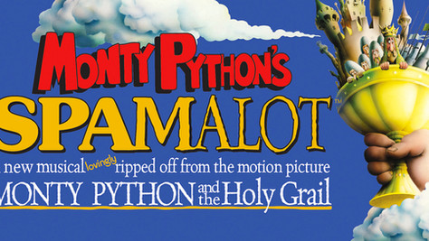 "It's time for ""Spamalot!"""