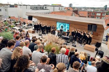 Koncert på Salling Rooftop 2018