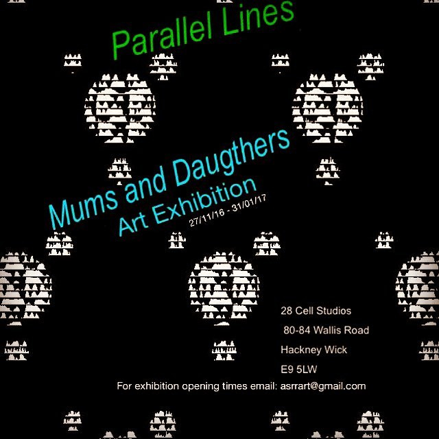 Parallel Lines Group Exhibition 27.11.16