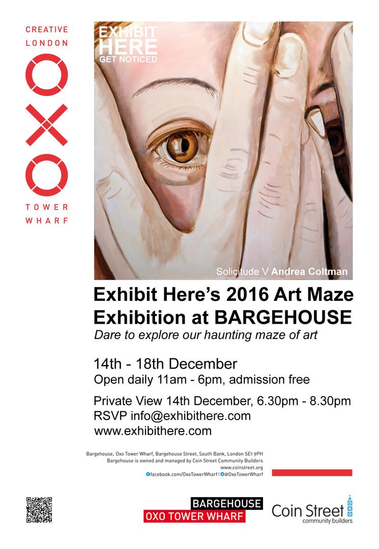 Exhibit Here's 2016 Art Maze Exhibition