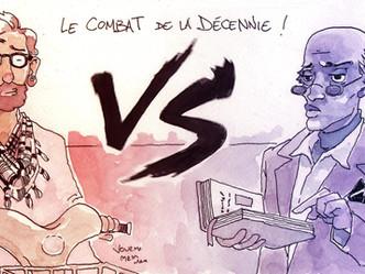 La France qui râle et la France qui rame... La France qui brame et celle qui se Pâme...