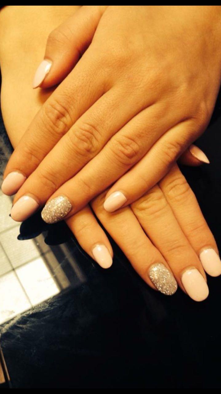 Amara's Classic manicure
