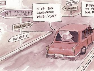 Combien de Molenbeek en France ?