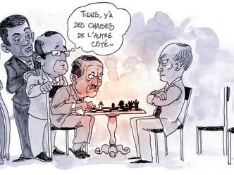 Erdogan : qui sème la guerre...