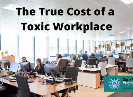 Sabotage from a Toxic Workplace