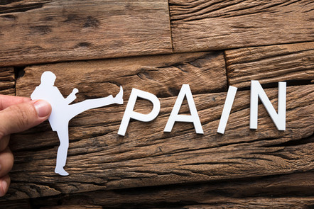 Kick Pain