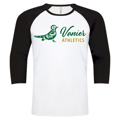 BASEBALL TEE with  Athletic Logo