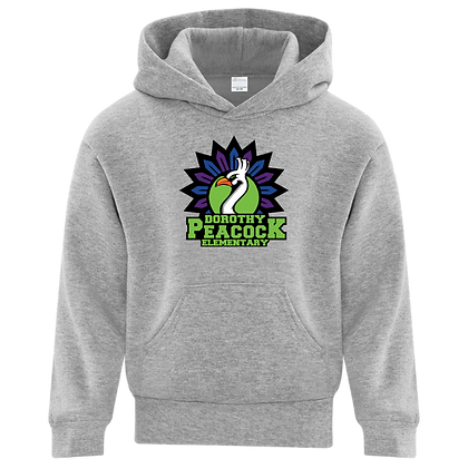 YOUTH HOODIE with  spirit logo