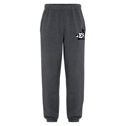 SWEAT PANTS with  ORCA Grad Logo