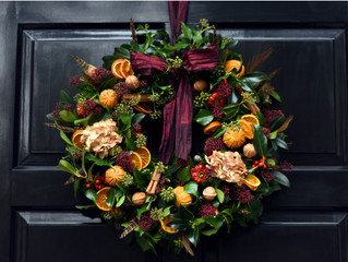 Christmas Wreath Workshop: Booking Now!