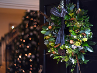 Christmas Wreath Workshop 2017: Booking Now!