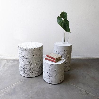 banco mesa de apoio Litos - 3 tamanhos a partir de: