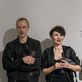 TARAS KOVACH and ANNA SOROKOVAYA