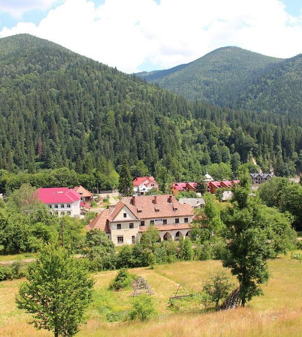 Село Татарів